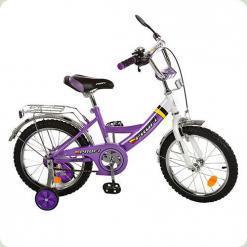 """Велосипед Profi Trike P 1648A 16"""" Фиолетовый"""