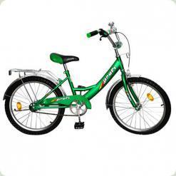 "Велосипед Profi Trike P 2042 20"" Зеленый"