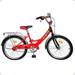 """Велосипед Profi Trike P 2046 20"""" Красно-черный"""