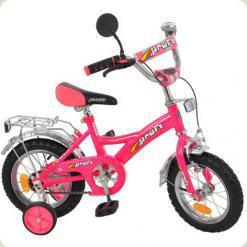 """Велосипед Profi Trike P1234 12"""" Розовый"""