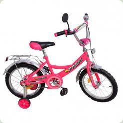 "Велосипед Profi Trike P1244A 12""  Розовый"