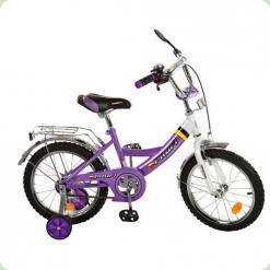 """Велосипед Profi Trike P1248A 12"""" Фиолетовый"""