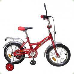 """Велосипед Profi Trike P1431 14"""" Красный"""