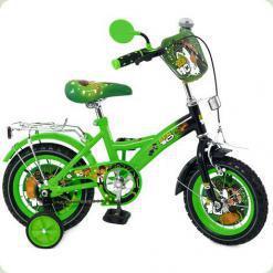 """Велосипед Profi Trike P1432B-1 14"""" Бен 10"""