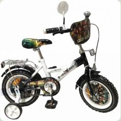 "Велосипед Profi Trike P1436P 14"" Пираты"