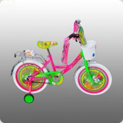 """Велосипед Profi Trike P1451F-W 14"""" Бабочка"""