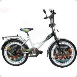 "Велосипед Profi Trike P1636P-1 16"" Пираты"
