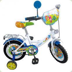 "Велосипед Profi trike P1648 FX 16"" Фиксики"