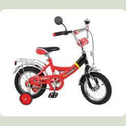 """Велосипед Profi Trike P1836 18"""" Красно-черный"""