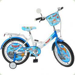 "Велосипед Profi Trike P1841AIR 18"" Аэротачки"