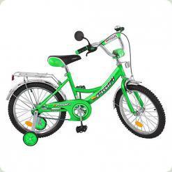 "Велосипед Profi Trike P1842 18"" Зеленый"