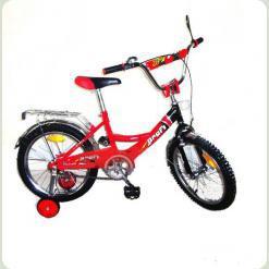 """Велосипед Profi Trike P1846 18"""" Красно-черный"""