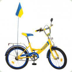 "Велосипед Profi Trike P2049UK-2 20"" Ukraine"