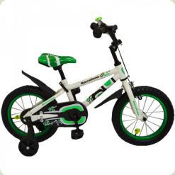 """Велосипед Rueda Barcelona 16"""" Зеленый"""