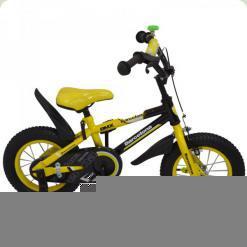 """Велосипед Rueda Barcelona 18"""" Желтый"""