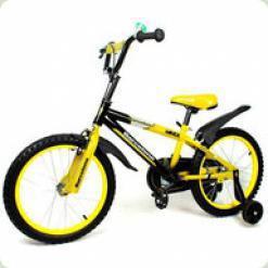 """Велосипед Rueda Barcelona 20"""" Желтый"""