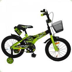 """Велосипед Rueda Racer 12"""" Зеленый"""