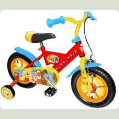 "Велосипед STAMP Winnie The Pooh 12"" (red-yellow)"