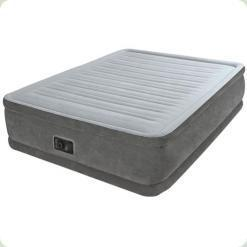 Велюр кровать Intex 64418