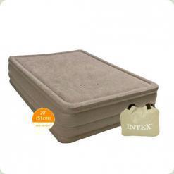 Велюр кровать Intex 67954