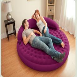 Велюр-кровать Intex 68881