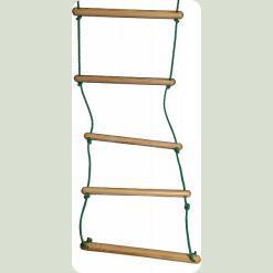 Веревочная лестница Лак 220 см