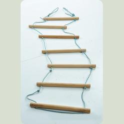 Подвесная веревочная лестница
