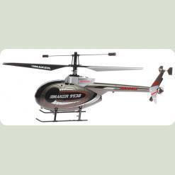 Вертолёт 4-к микро р/у 2.4GHz Xieda 9938 Maker копийный (серый)