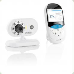 Видеоняня Motorola MBP27Т со встроенным бесконтактным термометром