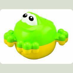 Заводная игрушка в ванну «Лягушка» (от 12 мес)