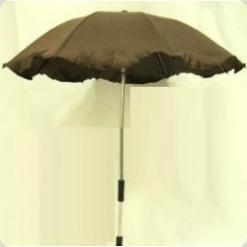 Зонтик Adbor (коричневый)