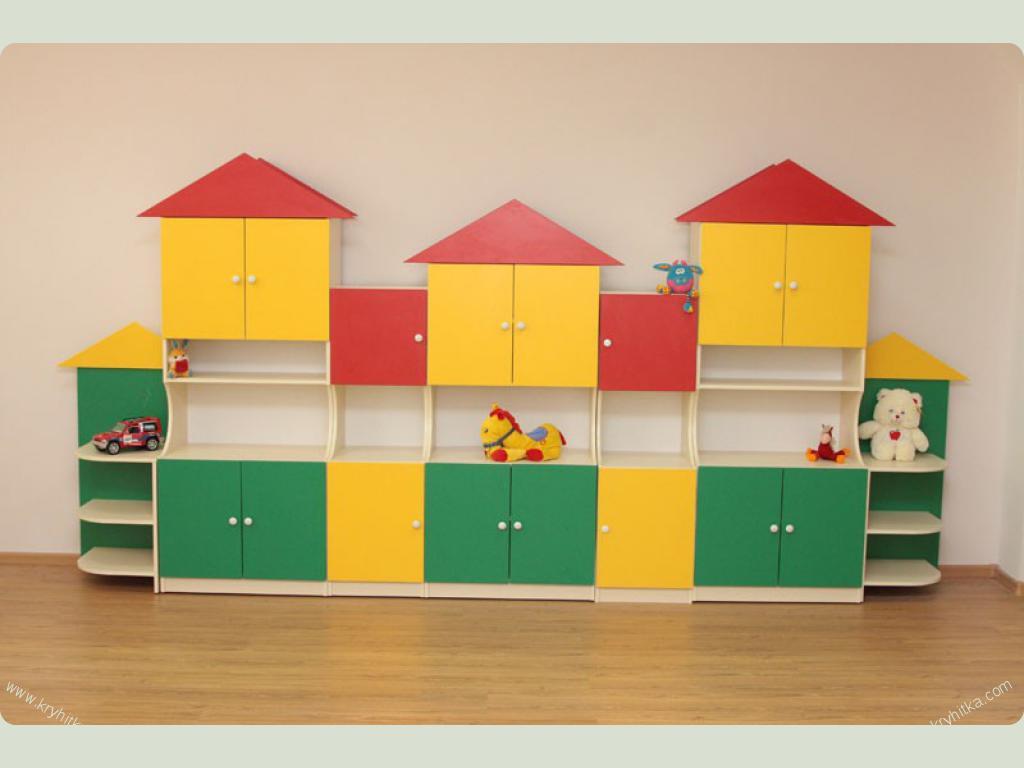 Стенки для детских садов фото.