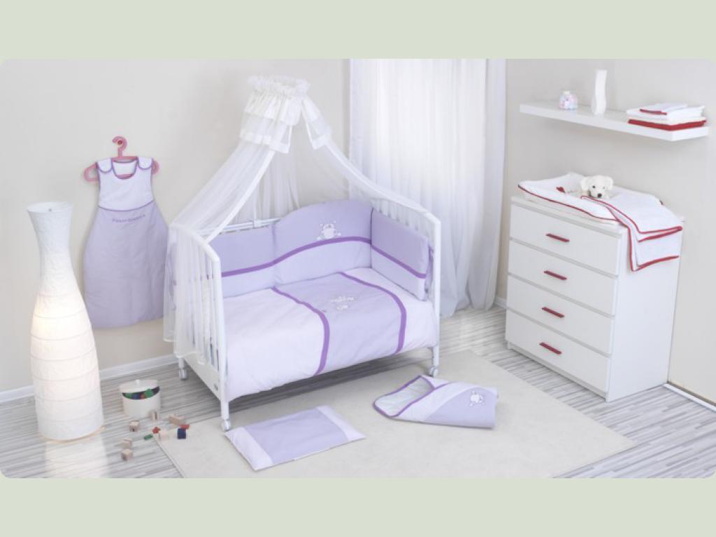 Постельный комплект Nino Paseo Violet - купить по низкой цен