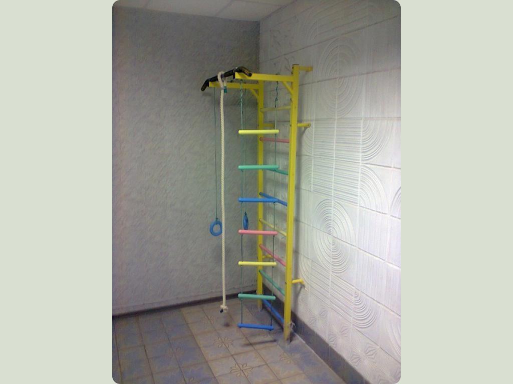 Оборудование для шведской стенки
