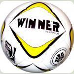 Мяч футбольный WINNER Platinium - подходящий вариант для профессионалов