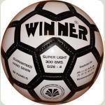 Облегченный мяч футбольный для юниоров - WINNER Super Light № 4
