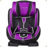 Автокресло Caretero Diablo XL + (9-36кг) - purple 2014