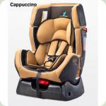 Автокресло Caretero Scope Deluxe (0-25кг) - cappuccino