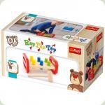 Деревянная игрушка Trefl Rap Tap Tap (60925)