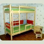 """Двухъярусная кровать """"Ирель-Комфорт"""""""