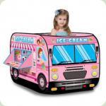 Детская палатка Bambi Машина-мороженное M 3716