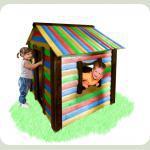 Детский домик Babygrai - цветной