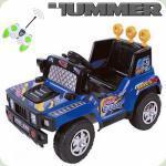 Детский Электромобиль Hummer, синий