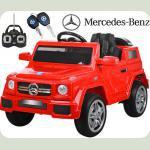 Детский электромобиль Mercedes-Benz M 2788 красный