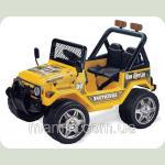 Детский электромобиль на р/у Джип S 618(2) R-6, Bambi