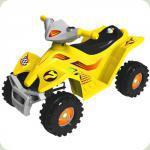 Детский квадроцикл POWER . 6V, скорость: 3.5 км/ч
