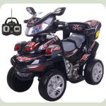 Детский Квадроцикл с Пультом Управления M 0633 черный