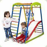 Детский спортивный комплекс SportWood Plus 1