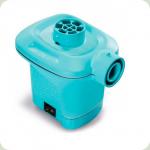 Электрический насос Intex Quick-Fill (58640) бирюзовый