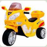 Электромобиль Bambi M 1503-6 Желтый